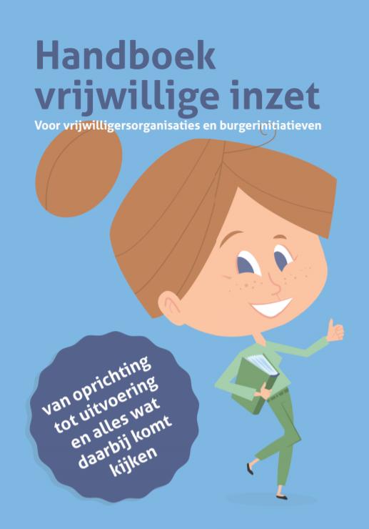handboek vrijwillige inzet